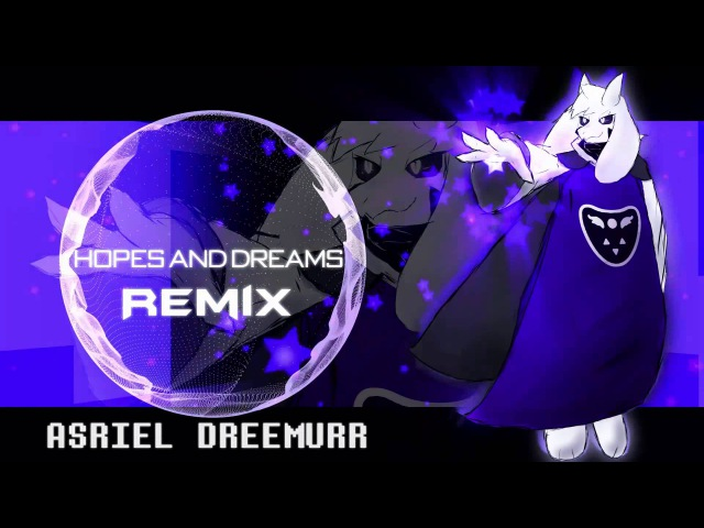 Undertale - Hopes and Dreams Remix