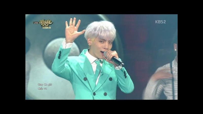 JONGHYUN 종현_데자-부 (Déjà-Boo) (feat. Zion.T)_KBS MUSIC BANK 'the First Half Year Special'_2015.06.26