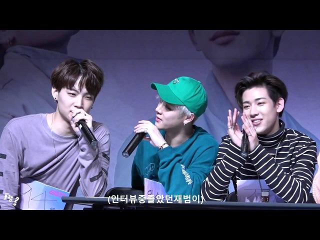 FMV GOT7 JB Jackson JackBum JaeSon cute moments
