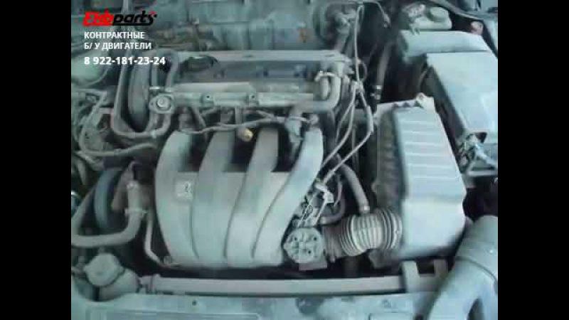Двигатель Пежо Peugeot 306 2 LFY1