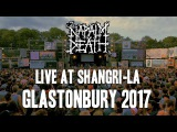 Napalm Death @ Glastonbury 2017