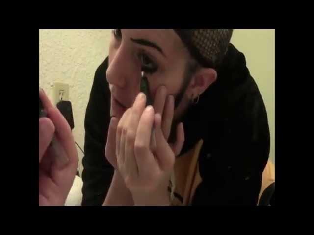 Trafalgar Law Makeup Tutorial