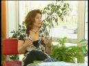 Валерия Мещерякова в утренней программе TV Запорожье