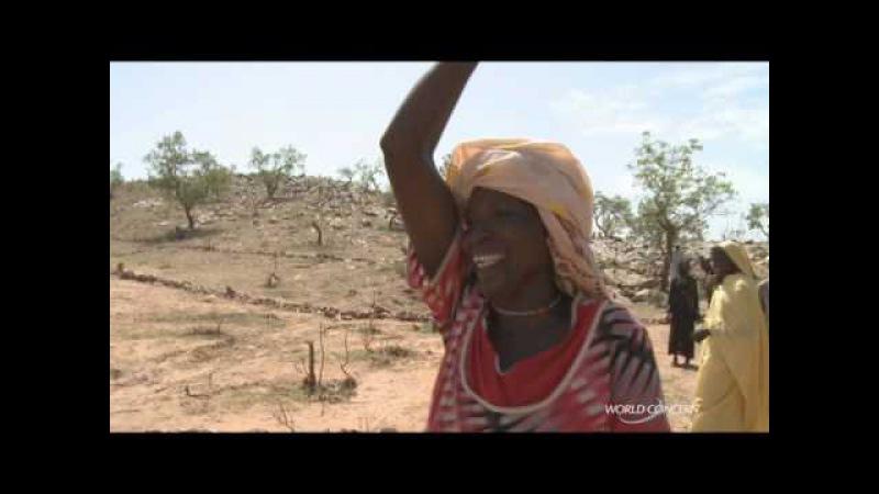 Amazing Yell - Darfur Refugee Ululation