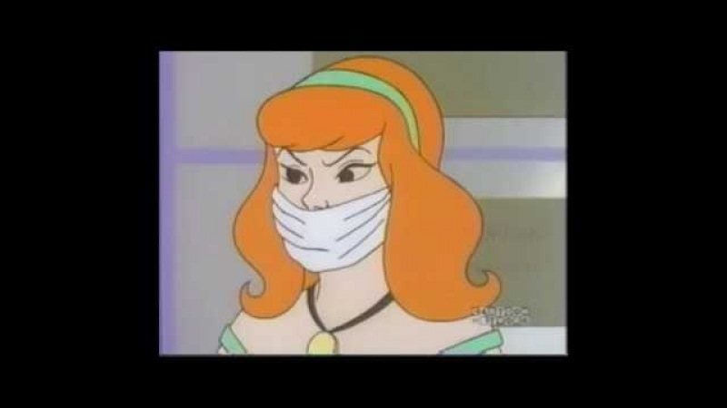 Daphne Blake Bound and Gagged - The New Scooby-Doo Movies Sandy Duncan's Jekyll and Hyde