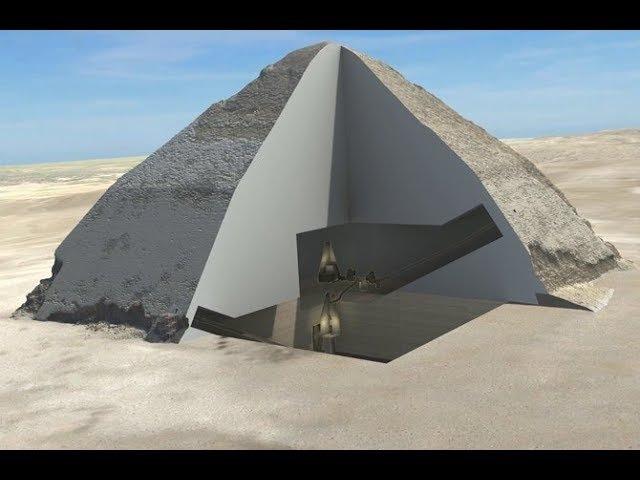 На Кавказе обвал открыл вход в подземную пирамиду. Лабиринты пещеры Хара-Хора. Самое удивительное.