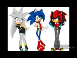 Sonic el erizo gender bender