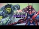 Marvel's Action RPG Mobile Game Marvel Future Fight Joins Funko Pop