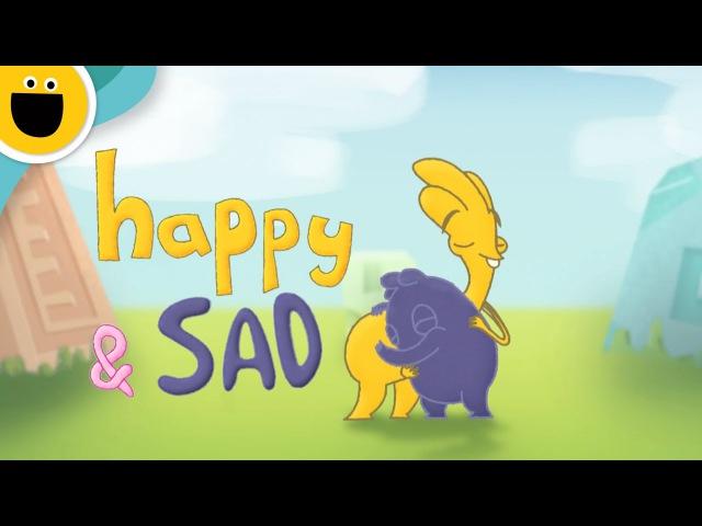 Happy and Sad (Sesame Studios)