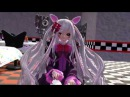 MMD Fnaf Mangle and Mangle shadow -The Greatest (BOXINLION Remix)