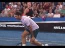 Роджер в шоке от удара Павлюченковой