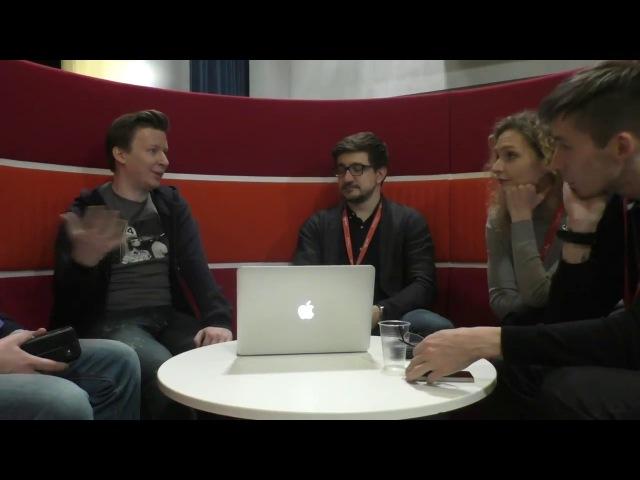 Юрий Ветров Group про uKit AI и машинный дизайн