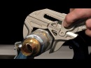 Knipex ТВ из нашей мастерской Семейство переставных клещевых ключей