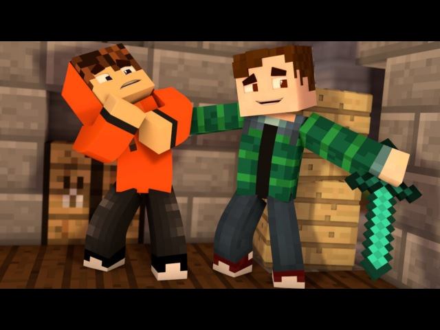 СКРЫЛИСЬ ИЗ ВИДУ! - Minecraft SkyWars (Mini-Game)