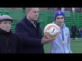 Різдвяний турнір по міні-футболу. Нагородження. Надвірна 2018
