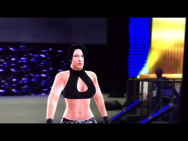 WWE 2K16: Angelina West (PS3)