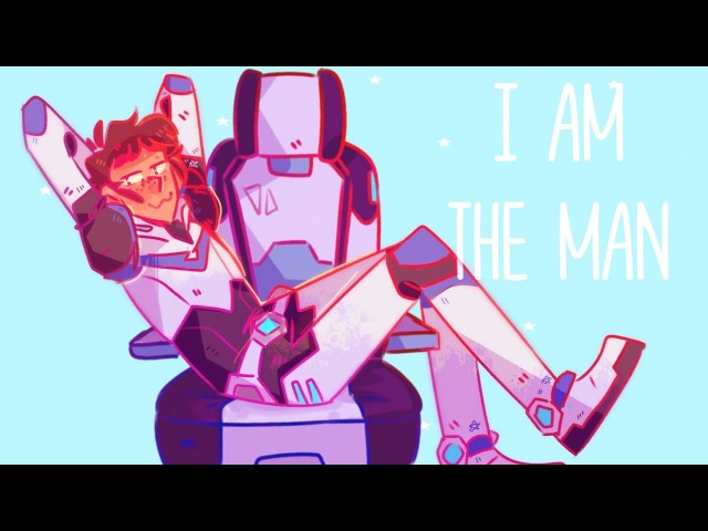 ★ I am the man ★ Meme (Lance/Voltron)