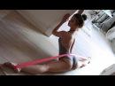 Ballet Gymnastics Girls Crazy Flexibility Strength Workout 2017