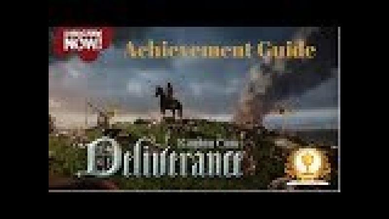 Kingdom Come Deliverance KCD Cavalier Trophy Achievement Guide MISSABLE