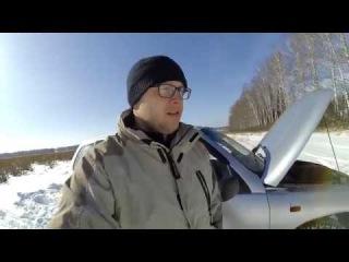 Проект шевроле нива за 140000 рублей, первые вложения и запуск после недельного простоя на морозе