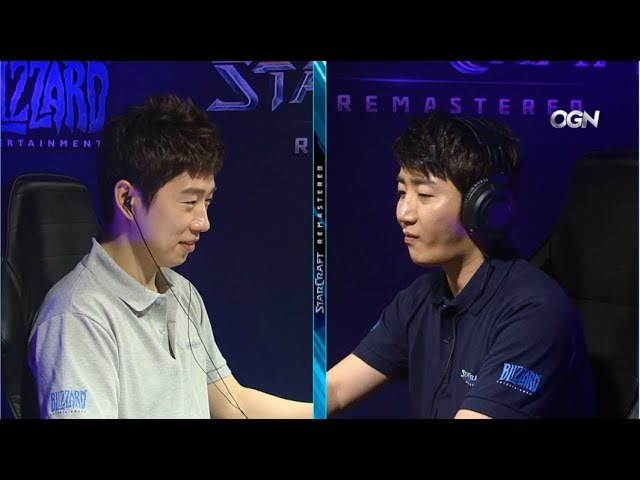 Match 2 | BoxeR vs YellOw [TvZ] StarCraft Remastered Launch Event