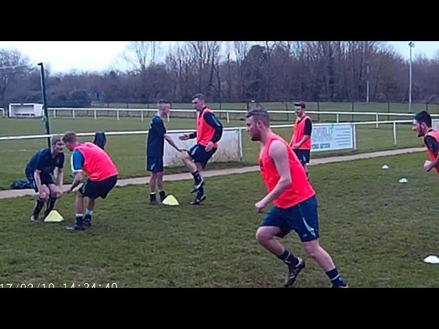 Football Warm UpsTV: Match Days Warm Up (ideas)
