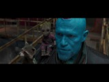Guardians of the Galaxy Vol. 2 - Yondu arrow killing scene HD