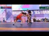 Гран-При Иван Ярыгин - 2018: Заур Угуев (Россия) - Азамат Тускаев (Россия)