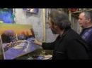 Художник Игорь Сахаров, научиться писать маслом, Уроки в Москве