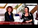 BravoSexy Talk Live host LADY ANNAHELL alternativni modni navrharka