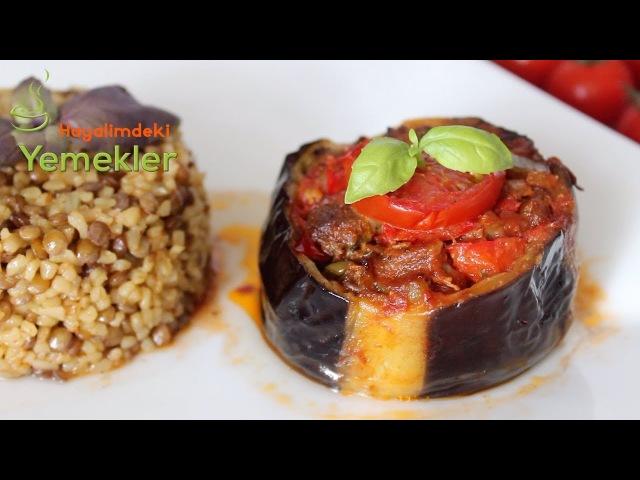 Saksı Kebabı Tarifi -Fırında Saksı Kebabı nasıl Yapılır- İftara Özel Yemekler Hayalimdeki Yemekler