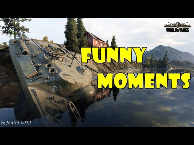 Fails and Funny Moments / World of Tanks