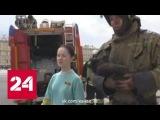 Семиметровый пожар в Эрмитаже потушили 18 расчетов