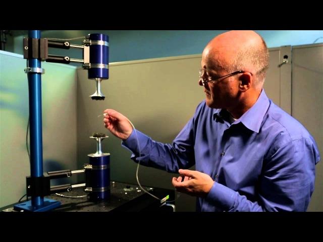 Сила звука: акустическая левитация