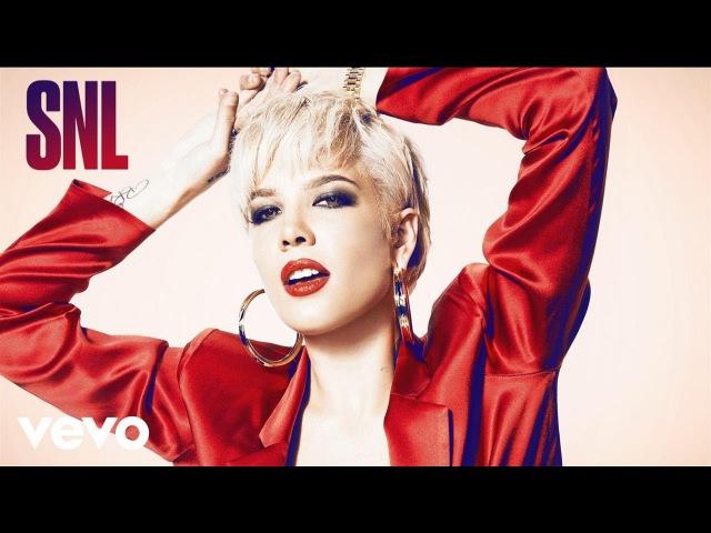 Halsey - Bad At Love (Live on SNL)