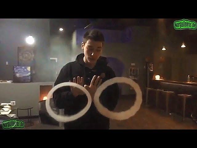 Best Vape Tricks Skills |Cloud Chasers| Vaustinl
