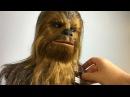Chewbacca Sculpture Timelapse - Star Wars: The Last Jedi