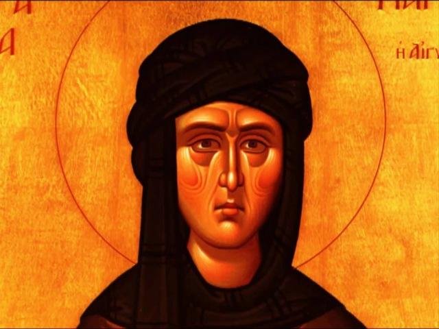 Απολυτίκιο Αγ. Μαρίας της Αιγυπτίας - 1 ΑΠΡΙΛΙΟΥ