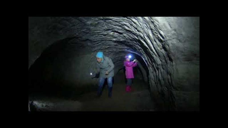 старая ладога. таничкина пещера 03.01.2018