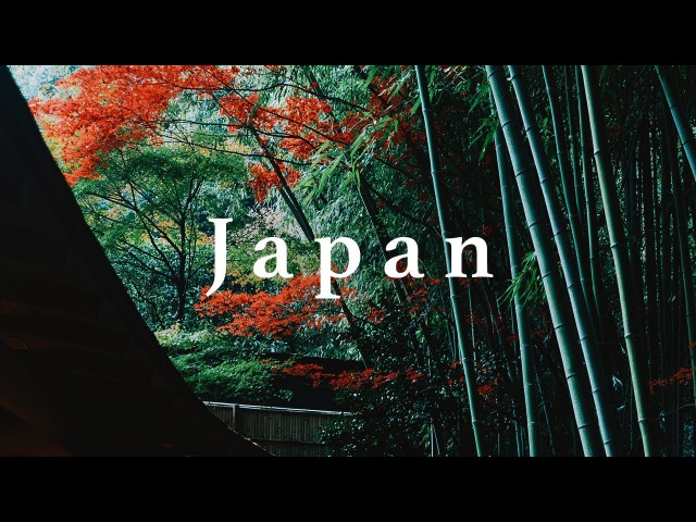 JAPANESE AUTUMN - Tokyo Travel Film - Sony A7SII