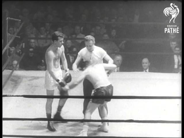 Golden Gloves Boxing Contest (1961)