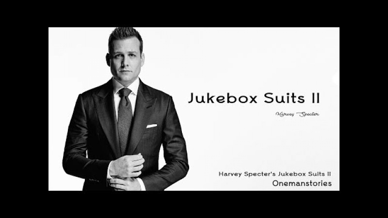 Harvey Specter's Jukebox Suits part II