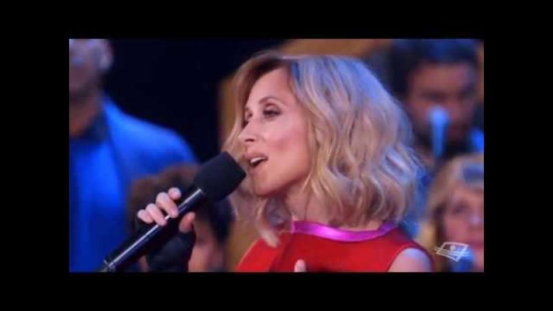 Lara Fabian''All i want for christmas is you'' TV 2017-12-24 (Mariah Carey Cover) - Québec
