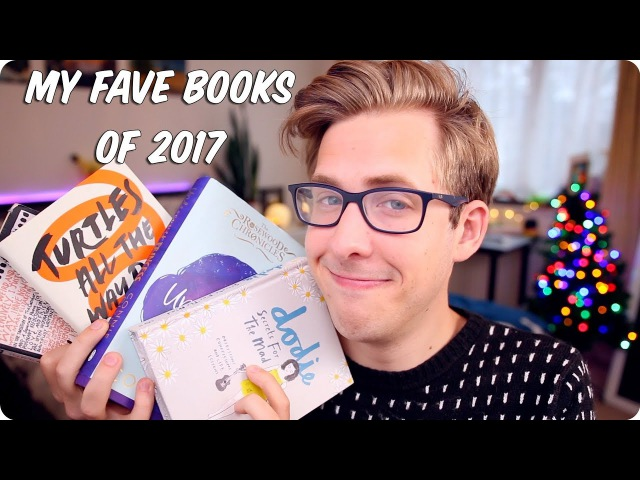 My Favourite Books I've Read in 2017