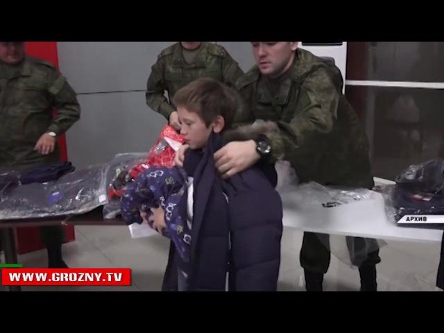 Еще двое детей при помощи Рамзана Кадырова вызволены из горячих точек смотреть онлайн без регистрации