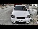 Hyundai Accent Admire Modifiye