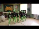 Студия танца Авангард. Танец Девчата. Культурный центр А.Т. Твардовского. 02.03.2018