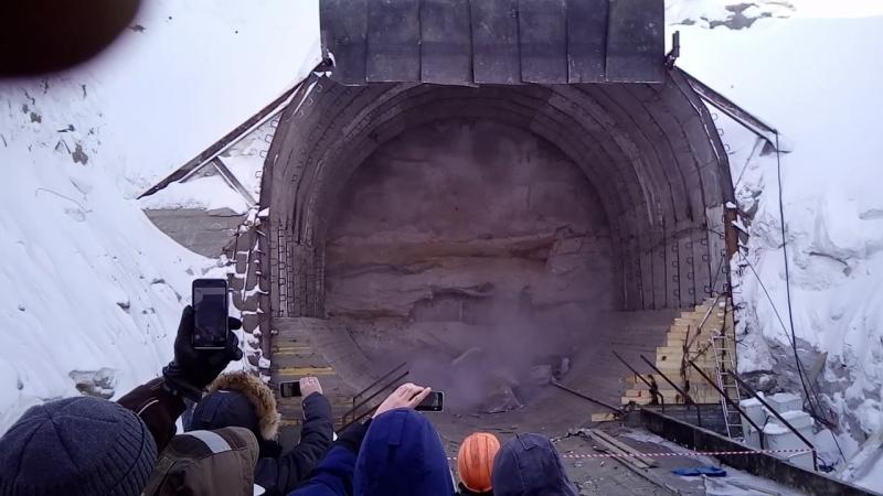 Бурятия! Открытие второго Дабанского тоннеля!