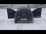 Mazda 3 фронт)