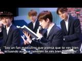 [SUB ESP] 15/04/06 - Kyungsoo @ Naver Starcast: EXO D.O. Rolling Paper